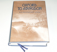 Oxford to Abingdon (Barraclough & Jennings 1998)